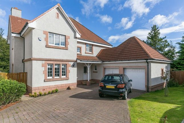 Thumbnail Detached house for sale in 52 New Swanston, Swanston, Edinburgh