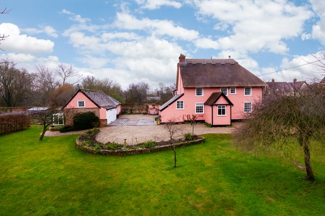 Thumbnail Detached house for sale in Stoke Road, Clare, Sudbury