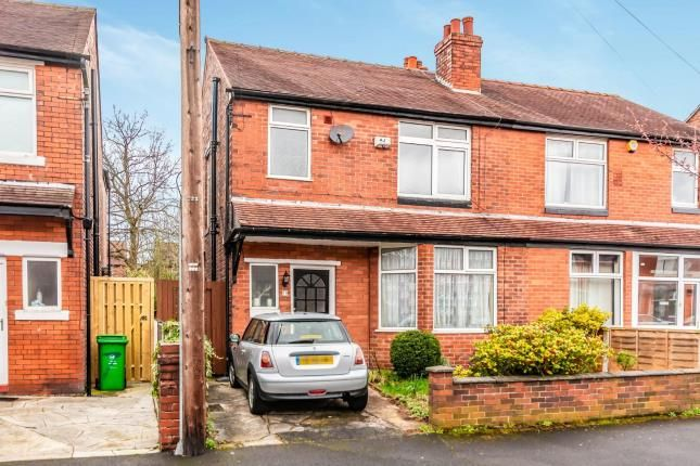 Thumbnail Semi-detached house for sale in Barnsfold Avenue, Manchester, Greater Manchester, Uk