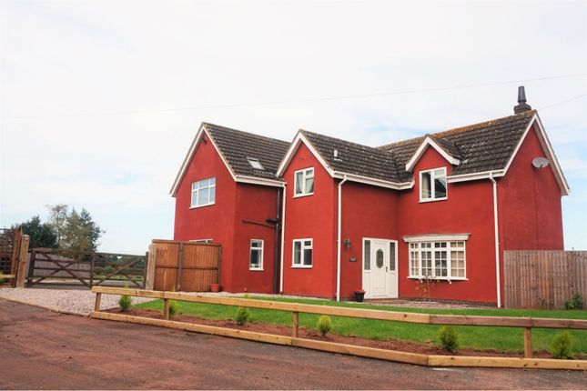 Thumbnail Detached house for sale in Waters Upton, Telford