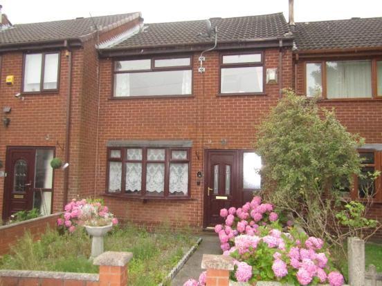 Thumbnail Town house to rent in Elizabethan Walk, Wigan