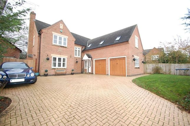 Thumbnail Detached house to rent in School Lane, Rolleston On Dove, Burton Upon Trent, Staffordshire