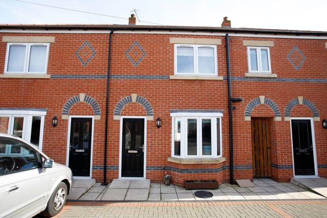 Thumbnail Town house to rent in Admiral Court, Ilkeston