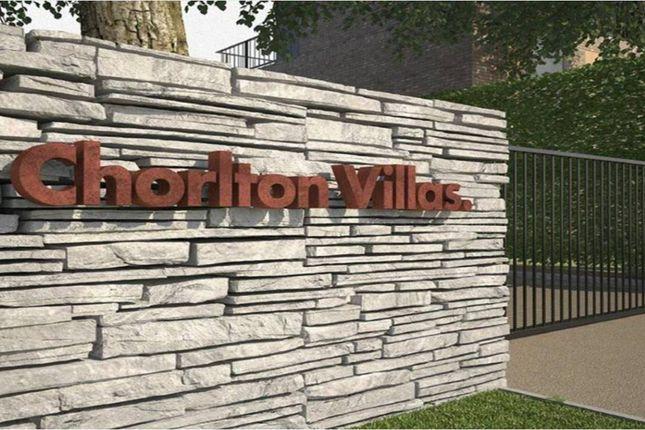 Thumbnail Town house for sale in Chorlton Villas, Hardly Lane, Chorlton Cum Hardy