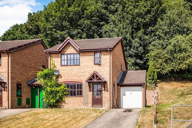 Thumbnail Detached house to rent in Jasmine Gardens, Oswestry