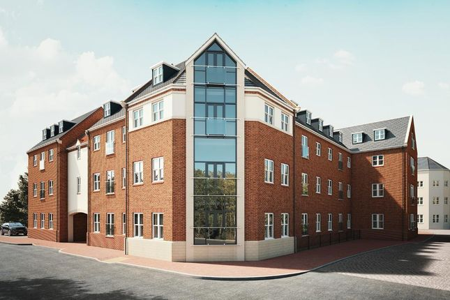 Thumbnail Flat for sale in Liberty Lane, High Street, Hull