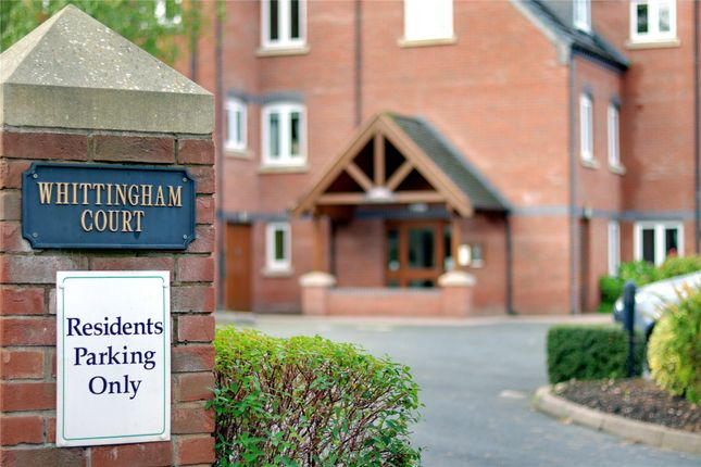 Flat for sale in Whittingham Court, Tower Hill, Droitwich, Worcestershire