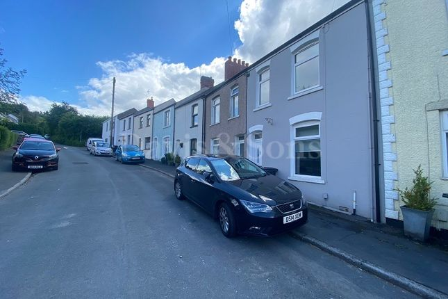 Thumbnail Terraced house to rent in Bethesda Place, Rogerstone, Newport.