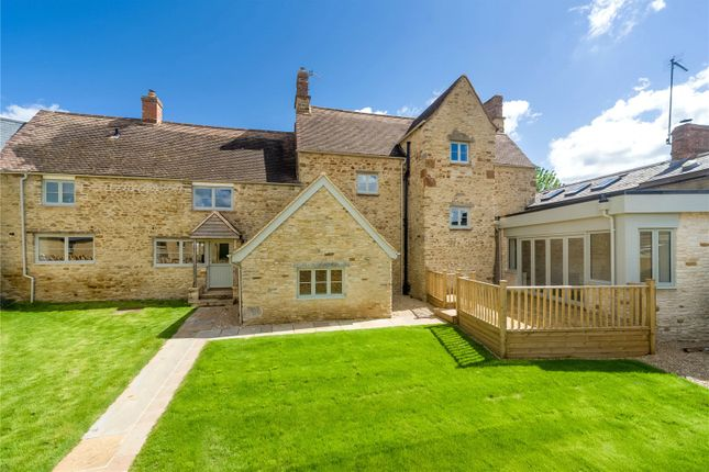 Thumbnail Detached house for sale in Irons Court, North Street, Middle Barton, Oxfordshire