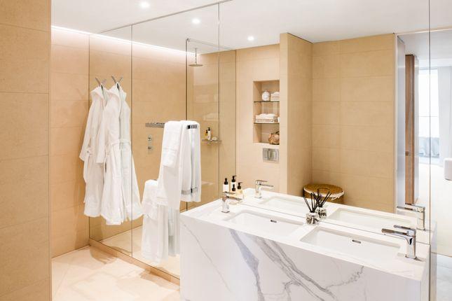 Master Bathroom of Park Drive, London E14