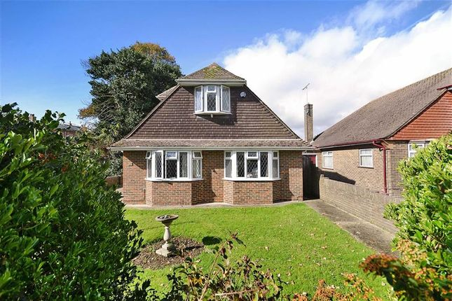 Thumbnail Detached house for sale in Parklands Avenue, Goring-By-Sea, Worthing, West Sussex