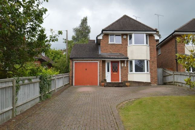 Thumbnail Detached house for sale in Eastern Dene, Hazlemere, High Wycombe