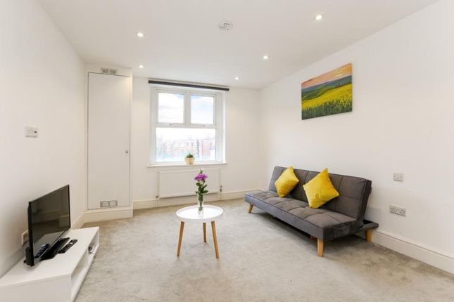Thumbnail Flat to rent in Finchley Road, West Hampstead