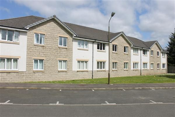 Thumbnail Flat for sale in Station Road, Bannockburn, Stirling