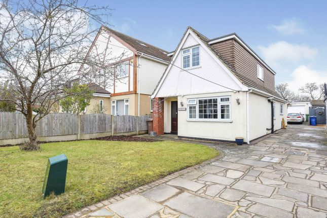 Thumbnail Detached bungalow for sale in Albert Road, Upminster