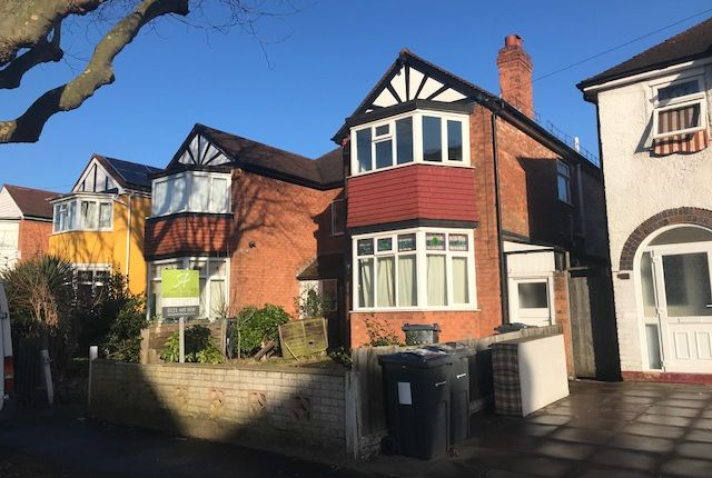 Thumbnail Semi-detached house to rent in Anstey Road, Birmingham