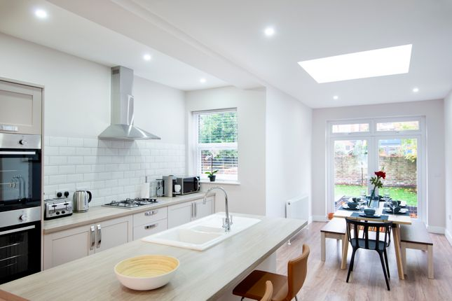 Thumbnail Terraced house to rent in Harold, Southsea