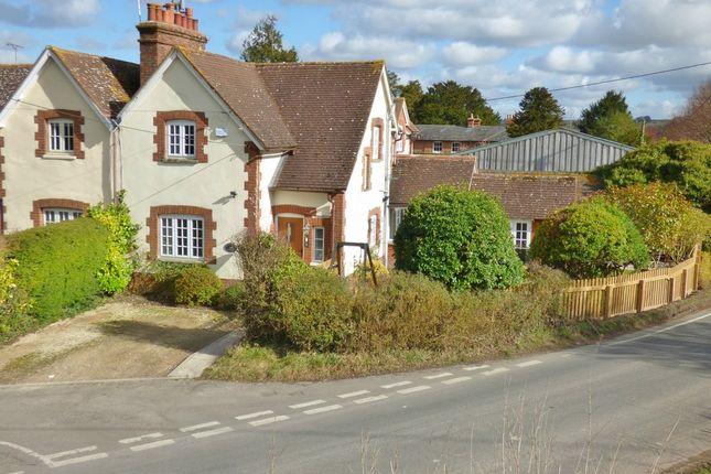 3 bed cottage for sale in West End, Bishopstone, Swindon