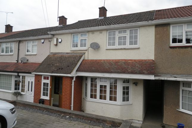 Thumbnail Terraced house to rent in Kelvedon Close, Hutton
