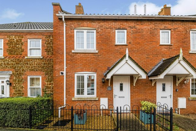 2 bed terraced house for sale in The Old Coal Yard, Snettisham, King's Lynn PE31