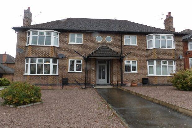 Thumbnail Flat to rent in Boundary Road, West Bridgford, Nottingham