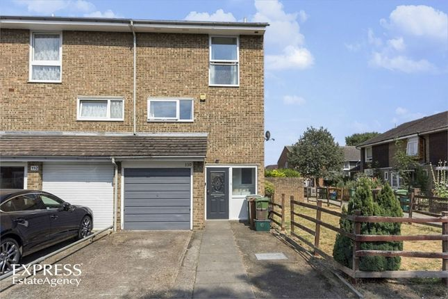 Thumbnail End terrace house for sale in St James Road, Sutton, Surrey