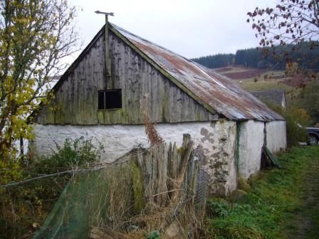 Thumbnail Barn conversion for sale in Lewiston, By Drumnadrochit