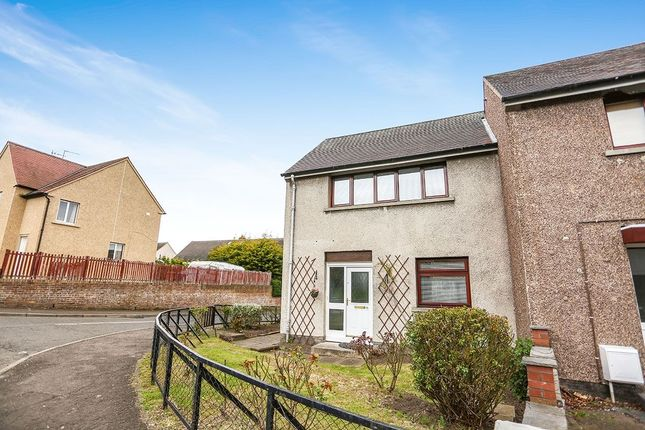 Thumbnail Terraced house for sale in Woodburn Terrace, Dalkeith