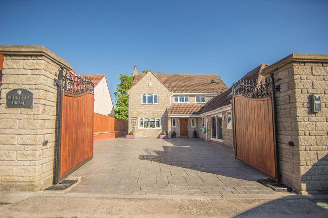 Thumbnail Detached house for sale in Berkeley Gardens, Keynsham, Bristol