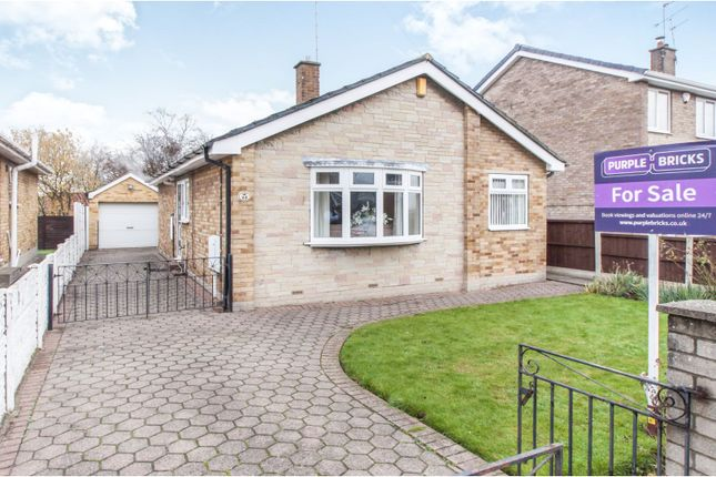 Thumbnail Bungalow for sale in Calder Road, Rotherham