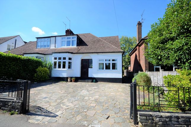Thumbnail Semi-detached house to rent in Green Lane, Amersham, Buckinghamshire