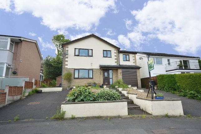 Thumbnail Detached house for sale in Edgeside, Great Harwood, Blackburn