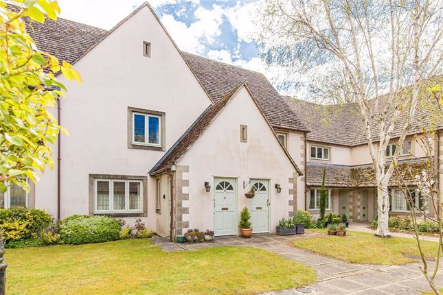 Thumbnail Terraced house for sale in Windrush Court, Burford, Oxfordshire