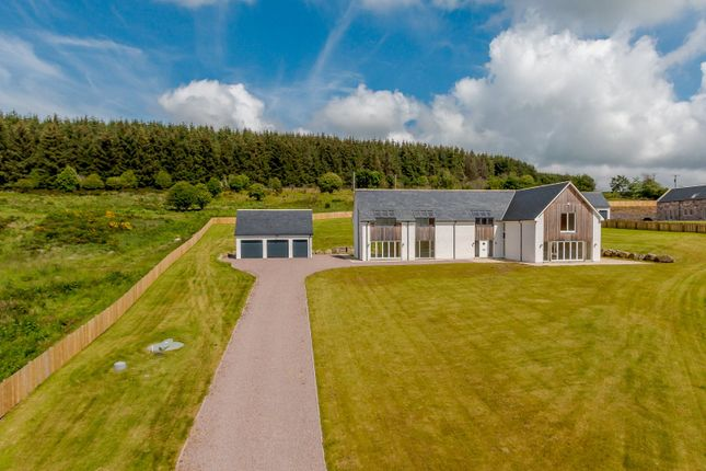 Thumbnail Detached house for sale in Eslie, Banchory, Aberdeenshire
