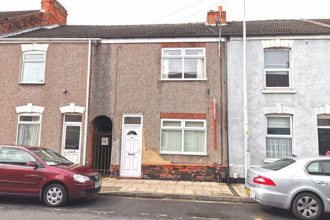 Thumbnail Terraced house to rent in Lord Street, Grimsby