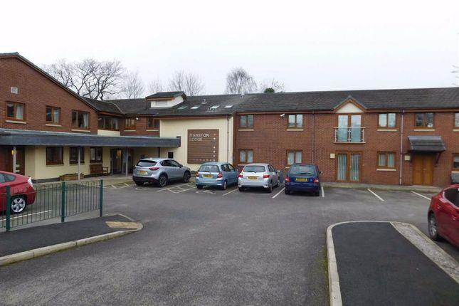 Parking of Manston Lodge, Hampstead Drive, Stockport SK2