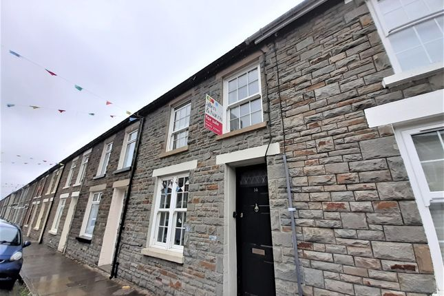 Thumbnail Terraced house for sale in Stuart Street, Treorchy