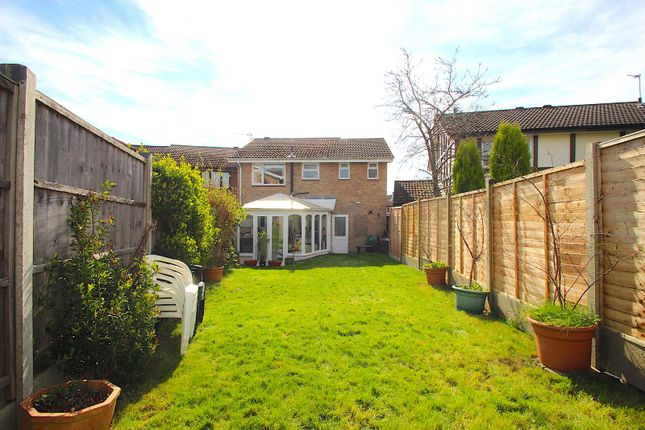 Thumbnail Detached house for sale in Lime Avenue, Groby, Leicester
