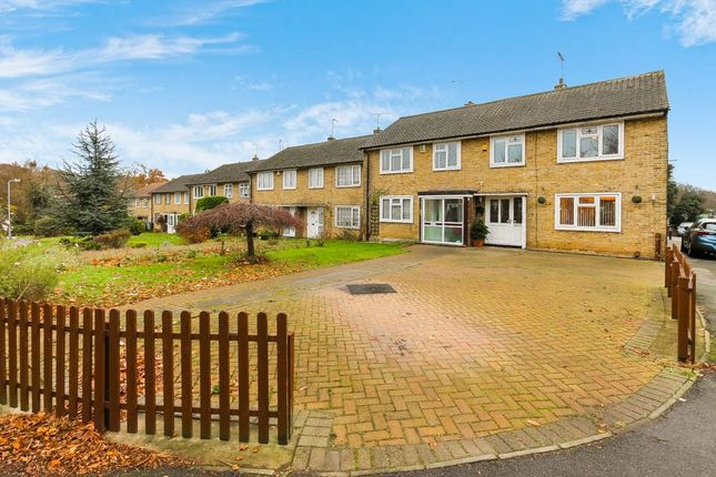 Thumbnail End terrace house for sale in Deepdene, Kingswood, Basildon