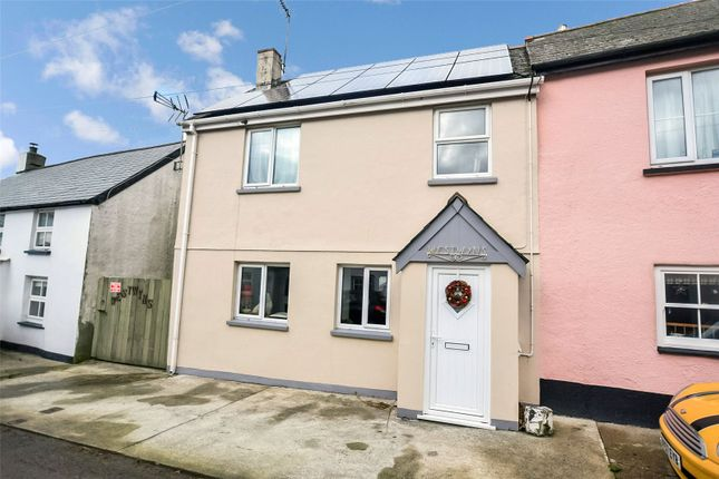Thumbnail Semi-detached house for sale in West Street, Kilkhampton, Bude