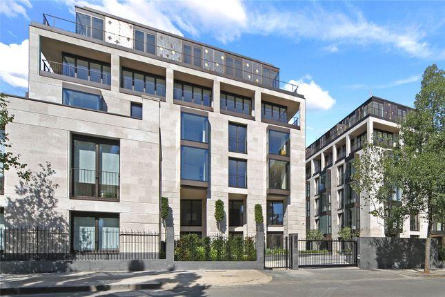 Thumbnail Flat for sale in St. Edmunds Terrace, London