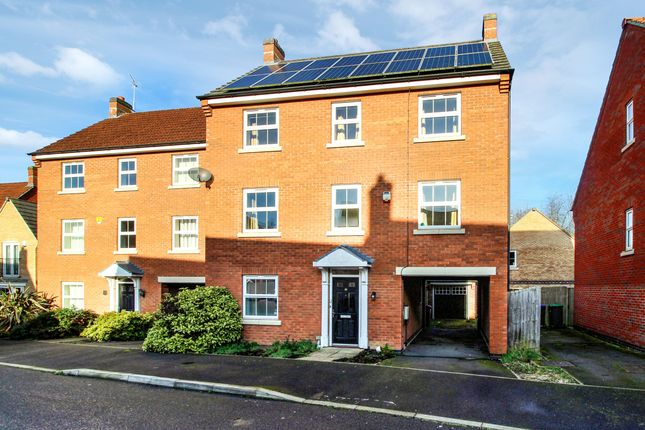 Thumbnail Detached house to rent in Bestwood Village, Nottingham