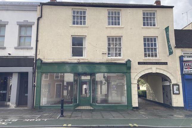 Thumbnail Retail premises to let in Hallgate, Doncaster