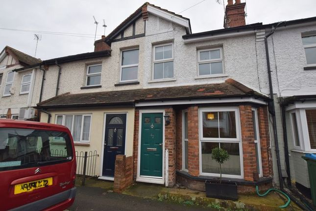 3 bed terraced house for sale in Northern Road, Aylesbury