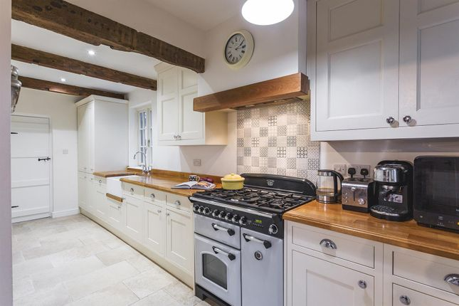 Kitchen of Burley Lane, Quarndon, Derby DE22