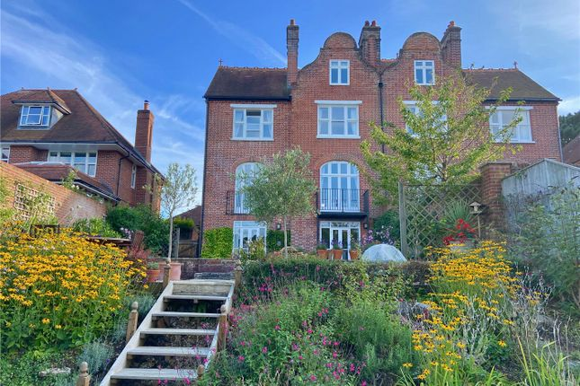Thumbnail Semi-detached house for sale in Whitby Road, Milford On Sea, Lymington, Hampshire