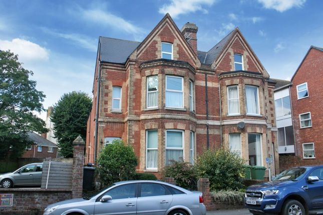 Thumbnail Semi-detached house for sale in Polsloe Road, Exeter