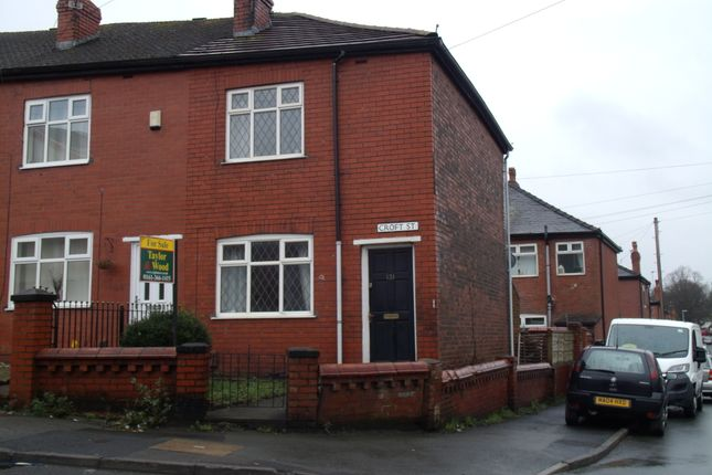 Thumbnail Terraced house for sale in Croft Street, Hyde