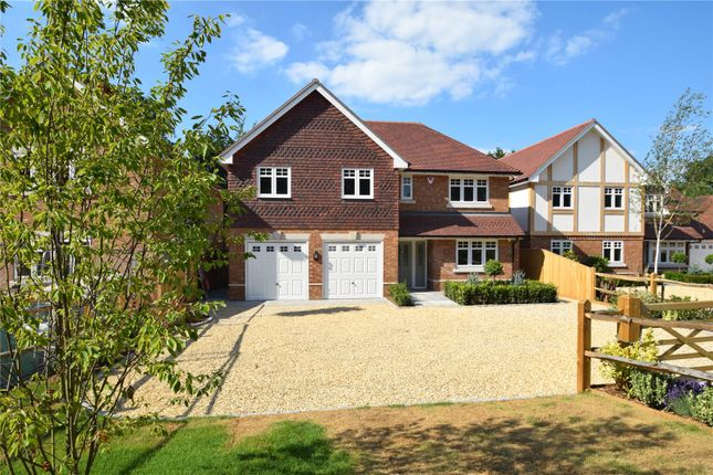 Thumbnail Detached house for sale in Eversley Centre, Hook