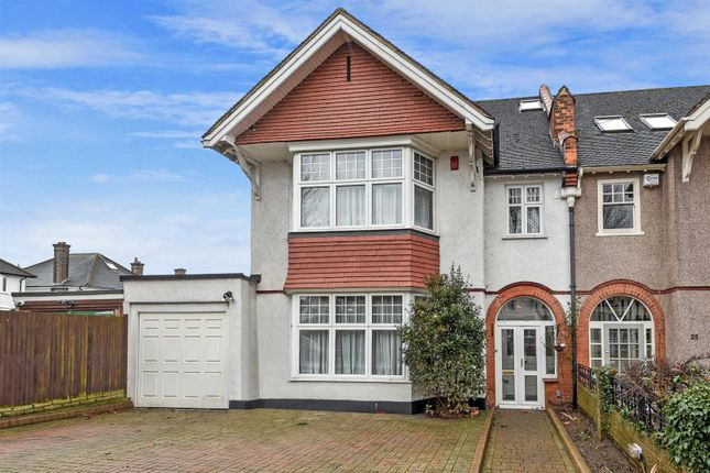 Thumbnail Semi-detached house for sale in Rosebery Road, Sutton